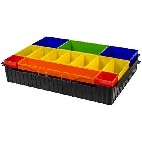 Makita, P-83652 Boxeneinsatz mit farbigen Boxen