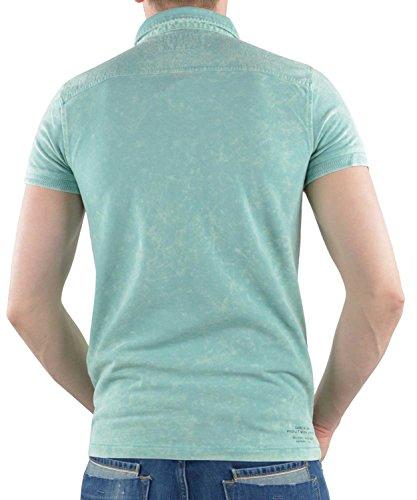 Garcia Herren Poloshirt P61221 reef 1743