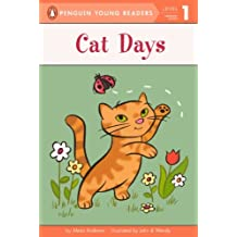 Cat Days (Turtleback School & Library Binding Edition) (Penguin Young Readers: Level 1) by Alexa Andrews (2012-10-25)