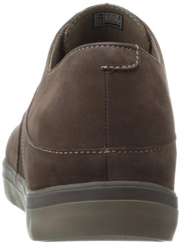 Fitflop  Lewis, Chaussures de ville à lacets pour homme - marron Chocolat
