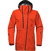 The North Face Ceptor 3l Jacket -Fall 2017- Tibetan Orange/tnf Black