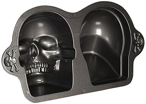 Wilton Dimensions Skull Tin