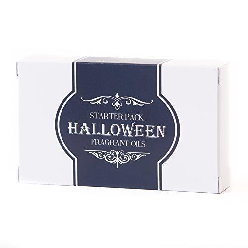 Kit Iniziale Olio Fragrante - Halloween - 5 x 10ml