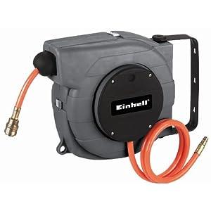 Einhell DLST 9+1 – Rodillo recogemangueras para compresor