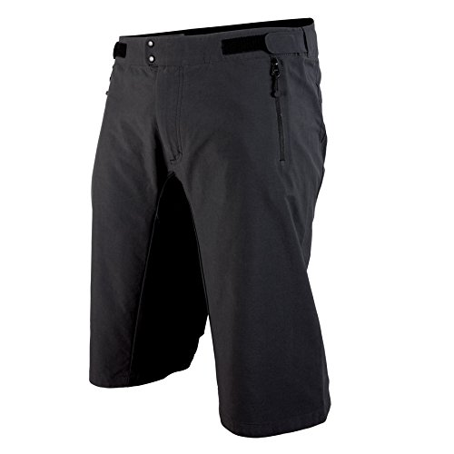 POC Resistance Enduro Light Pantalones, Unisex Adulto, Negro (Carbon Black), S