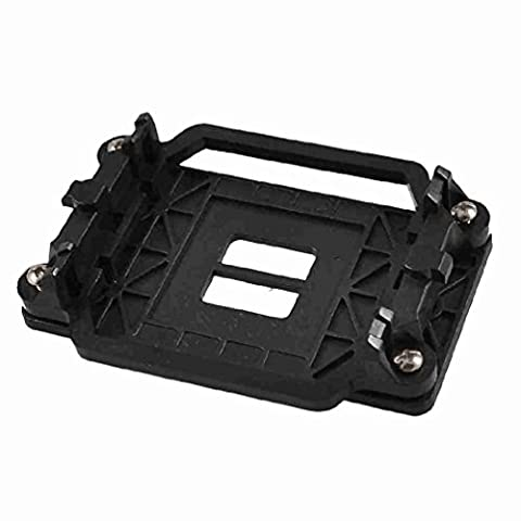 Move&Moving(TM) Black CPU Cooling Heatsink Fan Retention Retainer Bracket for AMD AM2 940