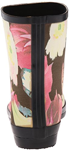 Dirty Laundry Sweet Child Textile Regenstiefel Floral Pink Mul