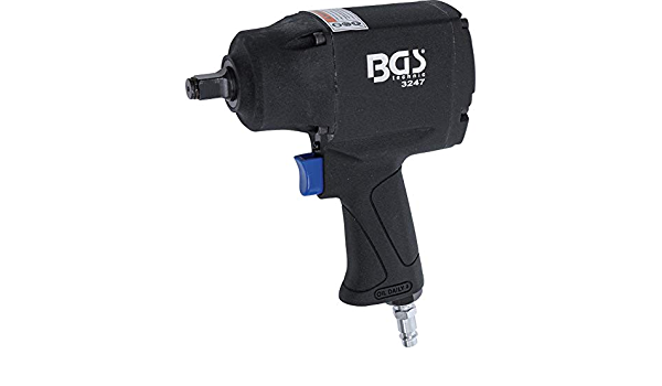 Bgs 3247 Druckluft Schlagschrauber 12 5 Mm 1 2 1700 Nm Vierkant Drehmoment Einstellung Möglich Rechts U Linkslauf Baumarkt