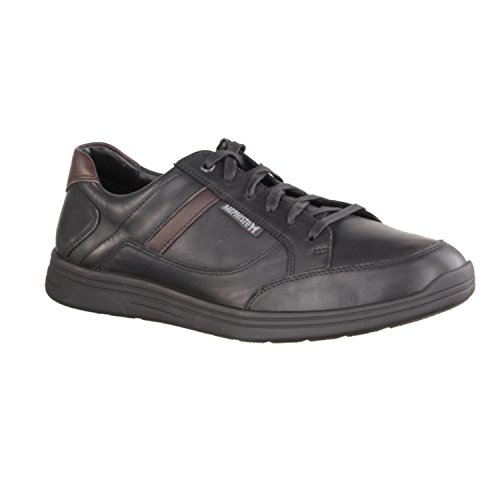 Mephisto Frank Polo 951/900, Baskets Basses Homme Black