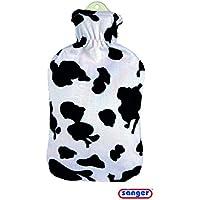 2,0 Liter Wärmflasche mit Softvelourbezug Design Muh preisvergleich bei billige-tabletten.eu