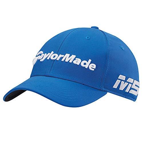 TaylorMade Golf 2019 Casquette de Golf Ajustable pour Radar M5 / TP5 pour Hommes Royal