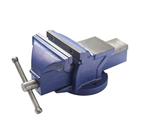 Preisvergleich Produktbild 150 MM Schraubstock Parallel Amboss Werkbank Werkbankschraubstock Werkzeug