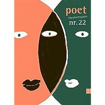 poet nr. 22: Literaturmagazin