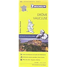 DROME / VAUCLUSE 11332 CARTE ' LOCAL ' ( France ) MICHELIN KAART by Michelin (2016-03-22)