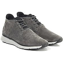 HOGAN Sneaker in Camoscio Polacchino UomoTraditional 20.15 New Urban Mod  HXM2540Y820HK1175J Grigio 8½ 32d3ac7a97e