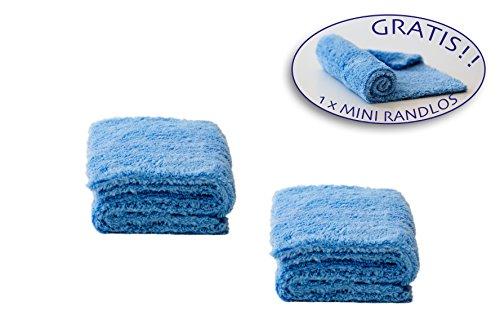 2er-set-randlos-super-flausch-blau-premium-mikrofaser-tucher-zum-waschen-putzen-polieren-und-trockne