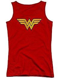 DC - Wonder Woman Logo jeunes femmes Débardeur Dist - Dc