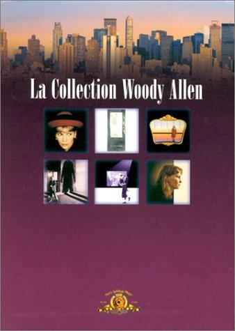 Coffret Woody Allen 6 DVD - Vol.2 : Alice / Radio Days...