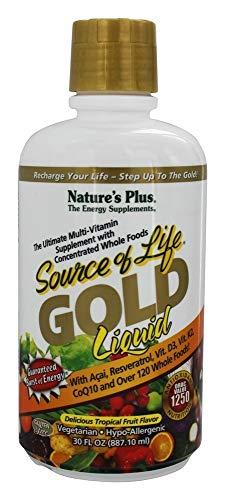 Natures Plus Source of Life GOLD Liquid, 30oz