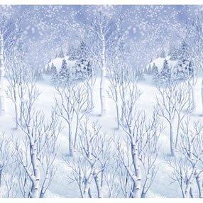Amscan International Scene Setter Roll Winter Wonder by Amscan International ltd