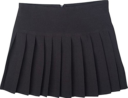 Britney Spears High Waist Short Skirts With Zip Back Pleat Girls & Ladies Size