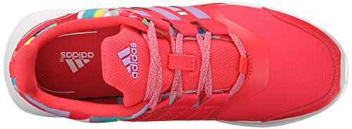 Adidas Performance Hyperfast 2.0 K de course à pied (petit Kid / big Kid) Shock Red/Shock Red/Glow Purple