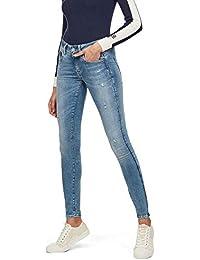 G-STAR RAW Damen Lynn D-mid Waist Super Skinny Jeans