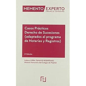 Memento Experto Cuestiones Prácticas sobre Herencias para Especialistas en Sucesiones  2ª Edc: 2ª Edición