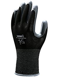WORK GLOVES STRETCH 'SHOWA 370' NYLON L