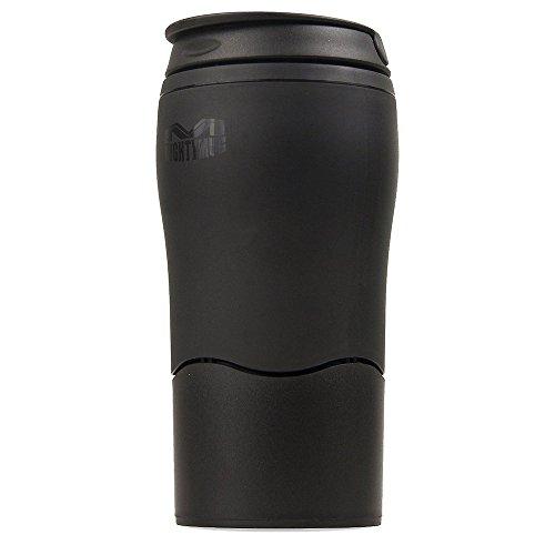 """Mighty Mug  Thermosbecher \""""Solo\"""" 320 ml, schwarz, 8 x 8 x 16 cm"""