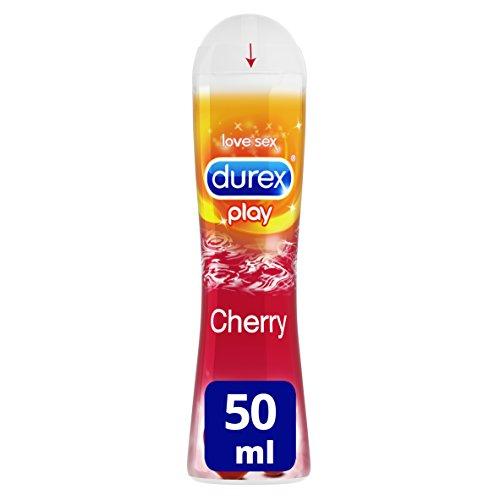 Durex Play Lubricante con olor a cereza
