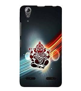 PrintVisa Designer Back Case Cover for Lenovo A6000 Plus :: Lenovo A6000+ :: Lenovo A6000 (Avaneesh Balaganapati Balachandra Buddhinath Buddhipriya Chaturbhuj)