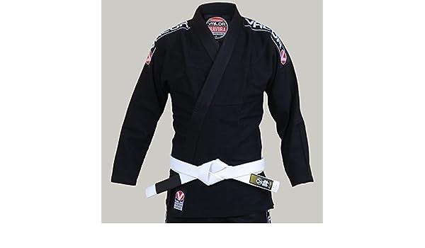 Valor Bravura BJJ GI GrayFREE White Belt