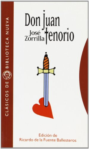 Don Juan Tenorio Cover Image
