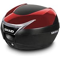 SHAD D1B34E09 SH34 Tapa, Negro, 0
