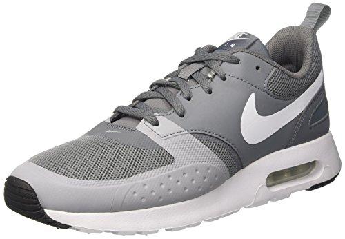 Nike Herren Air Max Vision Sneaker, Grau (Cool Grey/White-Wolf Grey-Black), 43 EU (Nike Air Max Für Männer)