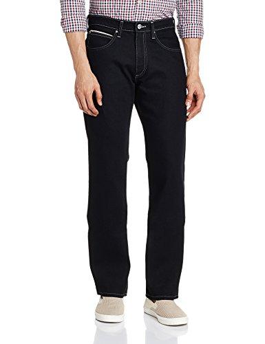 Lee Mens August-B Slim Fit Jeans (8907222996628_L272112482JY036033_Black)
