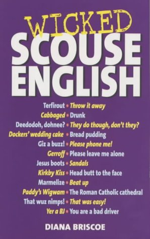 Wicked Scouse English por Diana Briscoe