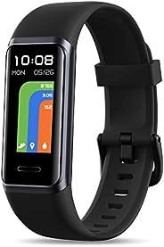 Smartwatch Uomo Donna Orologio Fitness con Alexa Integrata Impermeabile IP68 Saturimetro(SpO2)/Cardiofrequenzi