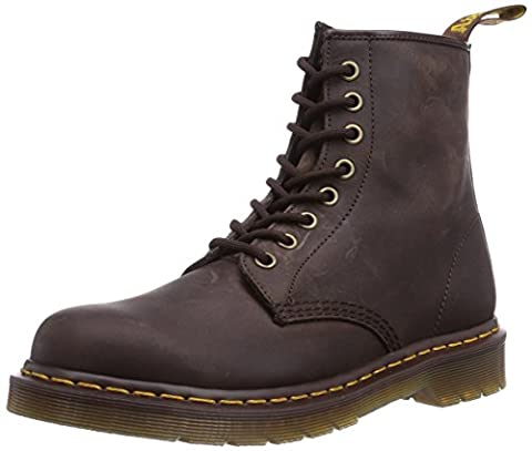Dr. Martens 1460Z DMC CH-GO, Unisex-Erwachsene Bootsschuhe, Braun (Gaucho), 40 EU (6.5 UK)