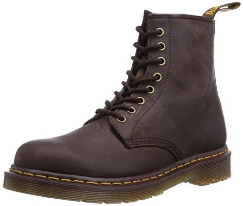 Dr. Martens 1460, Boots mixte adulte Brown (Gaucho)