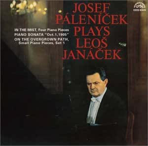 Janacek:Solo Piano Works [Import allemand]