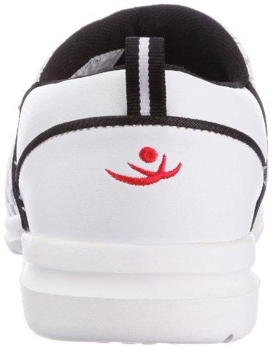 Chung Shi Duflex Exclusive Paris 8100040, Sneaker unisex adulto Bianco (Weiss (weiss/grau)