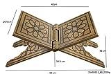 KADIFEM - Support de coranes - Taille L - Cadre Quran