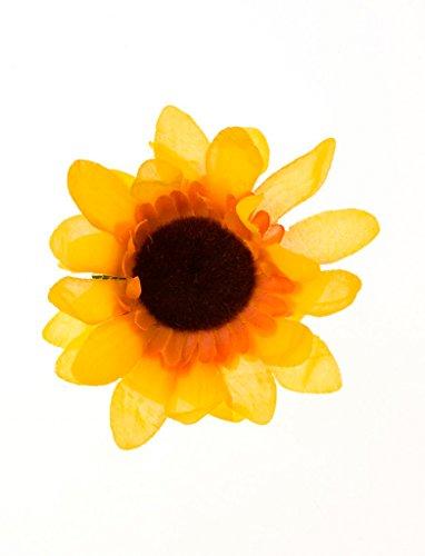 Haarspange Sonnenblume keine Größe