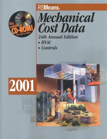 Mechanical Cost Data 2001 (Means Mechanical Cost Data, 2001)