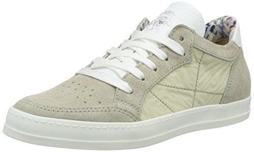 Mjus Ladies 764106-0101 Sneakers Multicolore (nebbia Bianco Beige)