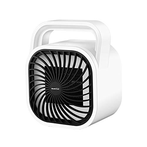 GCHOME Nuevo Mini Calentador Ventilador eléctrico