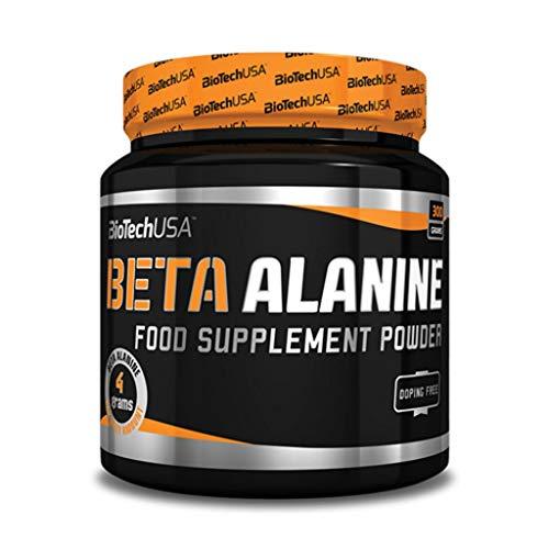 2 x Biotech USA Beta Alanine, 300g Dose (2er Pack)