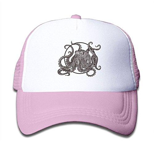 Boys&Girls Opus Silhouette Kids Adjustable Mesh Hat Trucker Cap